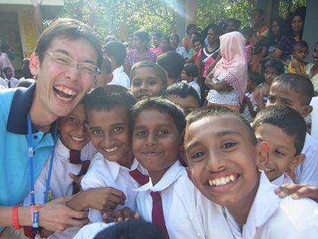 SWY24 世界青年の船 スリランカ学校訪問