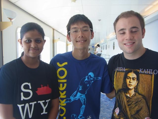 SWY24 世界青年の船 瞑想・仏教 マインドフルネスセミナー
