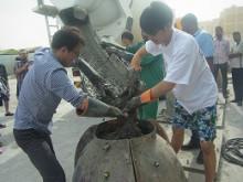 世界青年の船 社会起業家コース 視察