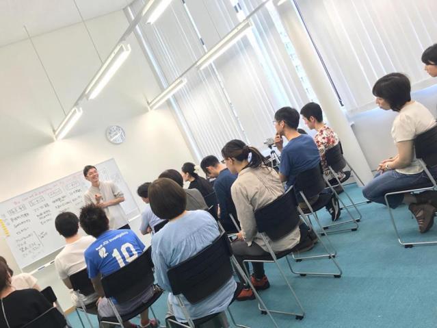 大阪コーチング原論 株式会社おもしろい研修