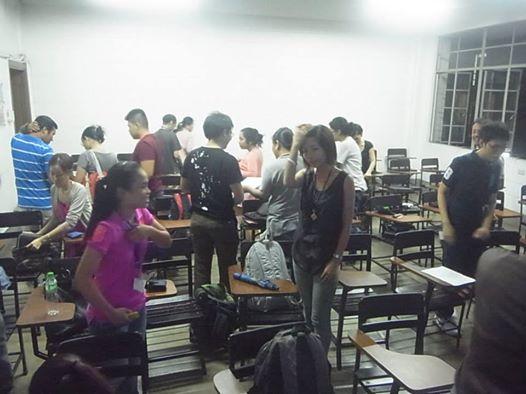 APS 授業終了 アテネオデマニラ大