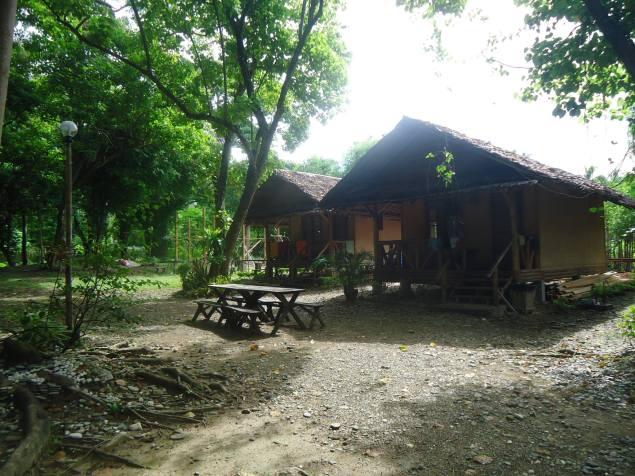 フィリピン、パラワンのお宿